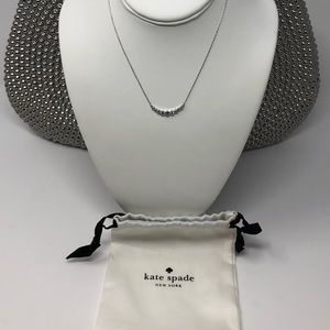 Kate Spade Cubic Zirconia Full Circle Necklace